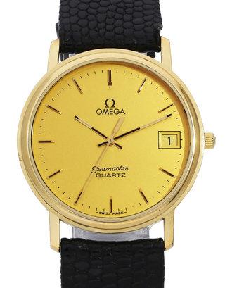 Omega Seamaster Quartz