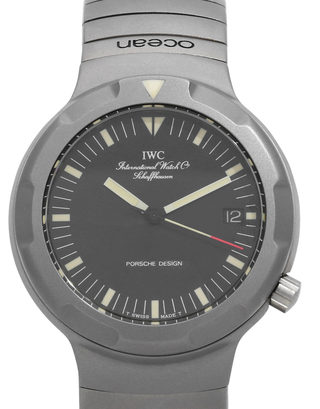 IWC Porsche Design Ocean 2000 Diver IW3500