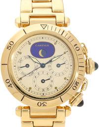 Cartier Pasha W3001851