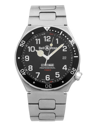 Bell and Ross Hydromax Professional 11100 Meters HYDROMAX-S-B