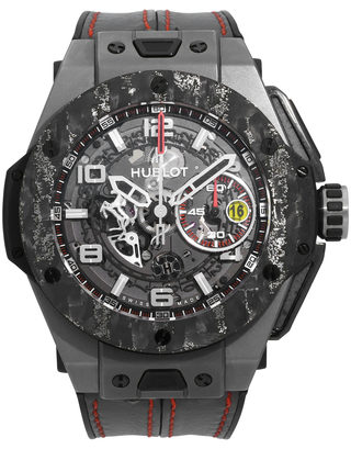 Hublot Big Bang UNICO Ferrari Titanium Limited Edition  401.NJ.0123.VR