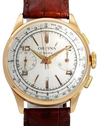Orfina Vintage Chronograph  Cal. 248