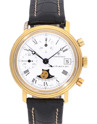Chronoswiss Alfred Rochat Moon Phase 77368