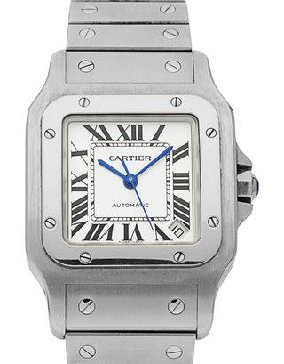 Cartier Santos Galbee W20098D6 2823
