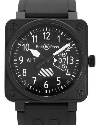 Bell and Ross Big Date Altimeter  BR0196-ALTIMETER