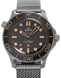 Omega Seamaster Diver 300M Co-Axial Master Chronometer 007 Edition 210.90.42.20.01.001