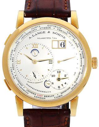 A. Lange & Söhne 1 Time Zone  116.021
