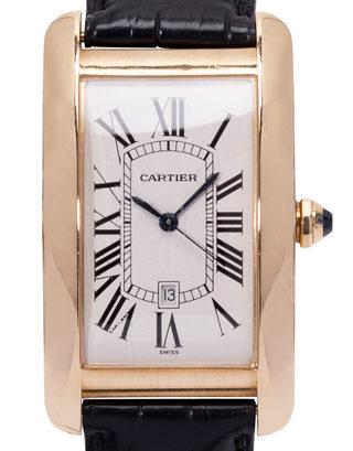 Cartier Tank Américaine W2603156