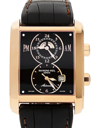 Raymond Weil Gold Collection 12898-G-65001