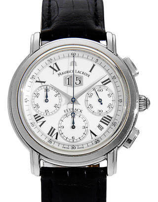 Maurice Lacroix Masterpiece Flyback Chronograph  15827