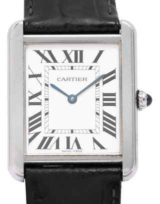 Cartier Tank Solo W1018355 2715