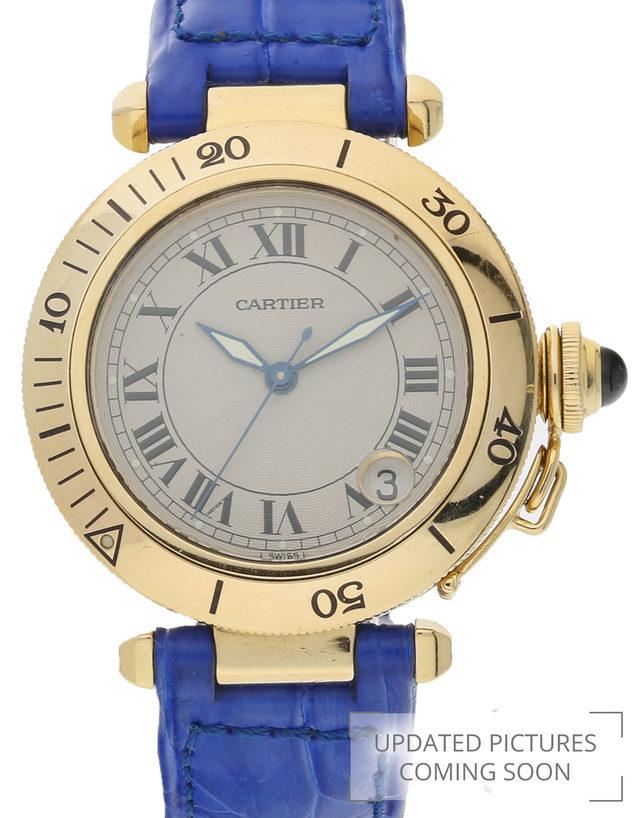Cartier Pasha 1035