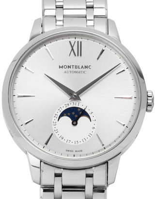 Montblanc Heritage Spirit Moonphase 111184