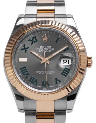 Rolex Datejust II 116333