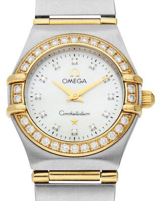 Omega Constellation Ladies 1267.70.00