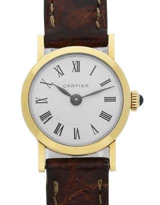 Cartier Vintage Manual
