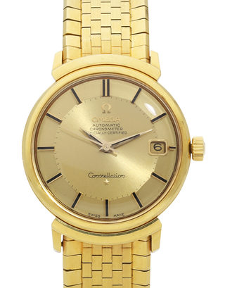 Omega Constellation Pie Pan 	168004/14