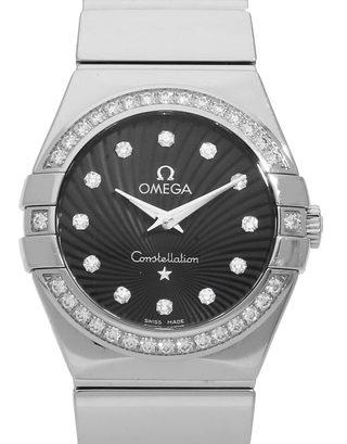 Omega Constellation Quartz 123.15.27.60.51.002