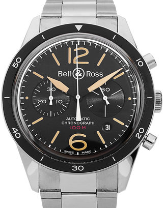 Bell and Ross Sport Heritage Chronograph BR126-94-SP