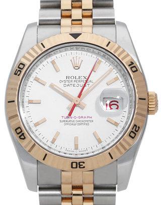 Rolex Turn-O-Graph 116261