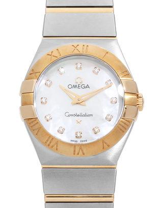 Omega Constellation Quartz 123.20.27.60.55.001