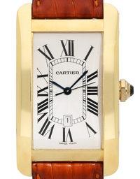 Cartier Tank Americaine W2603156 1740