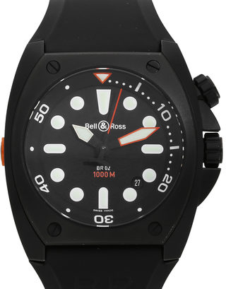 Bell and Ross BR02 BR02-BL-CA