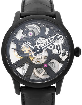 Maurice Lacroix Masterpiece Skeleton MP7228-PVB01