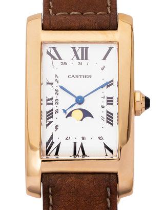 Cartier Tank Americaine 819908