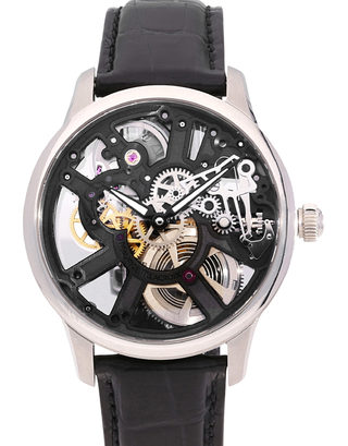 Maurice Lacroix Masterpiece Skeleton MP7228-SS001-000-1