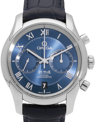 Omega De Ville Gents Collection Chronograph 431.13.42.51.03.001