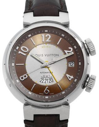 Louis Vuitton Tambour GMT Q11520