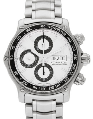 Ebel 1911 Discovery Chronograph 9750L62
