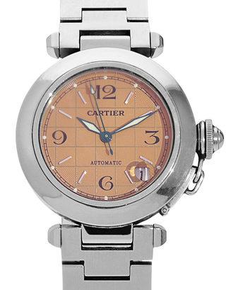 Cartier Pasha W31023M7