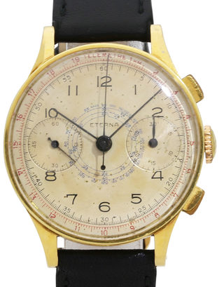 Eterna Vintage Chronograph  Cal. 703E