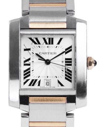Cartier Tank Francaise W51005Q4 2302