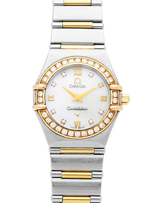 Omega Constellation Ladies 1360.76.00